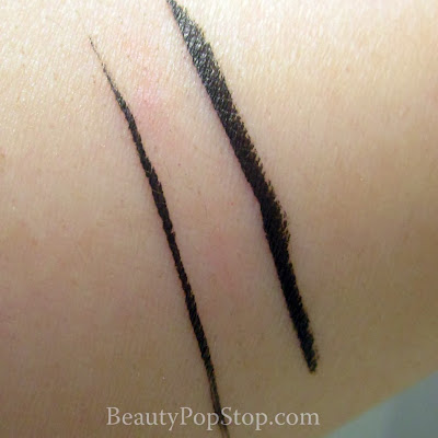 Wet n Wild Mega Eyes Defining Marker in Blackest Black Swatch