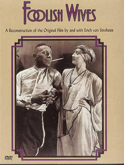 Foolish Wives (1922) BluRay