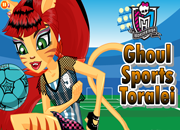 Ghoul Sports Toralei