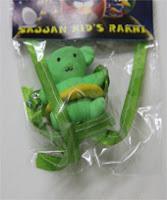 Bright Teddy Eraser Rakhi