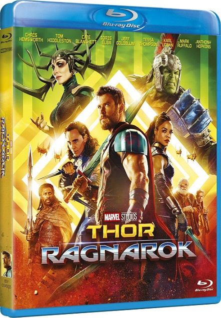 Thor: Ragnarok (2017) m1080p BDRip 11GB mkv Dual Audio DTS 5.1 ch