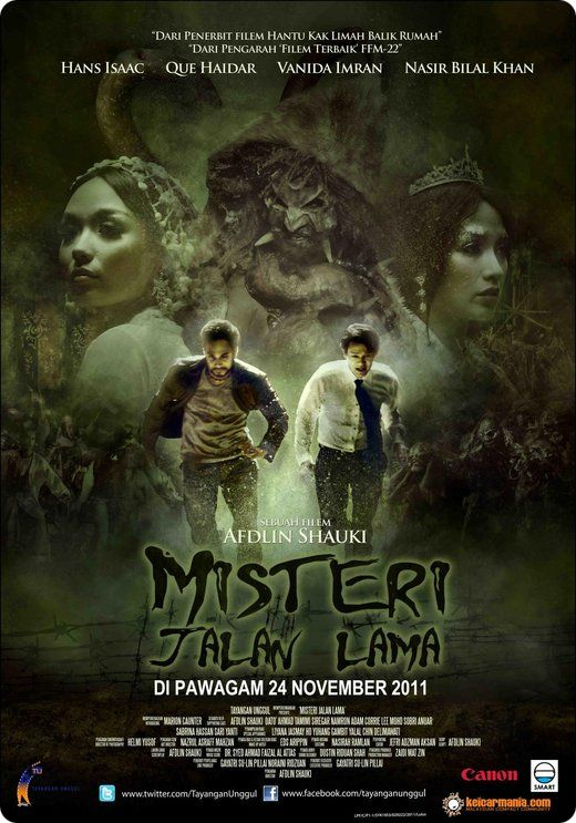 MISTERI JALAN LAMA (2011)