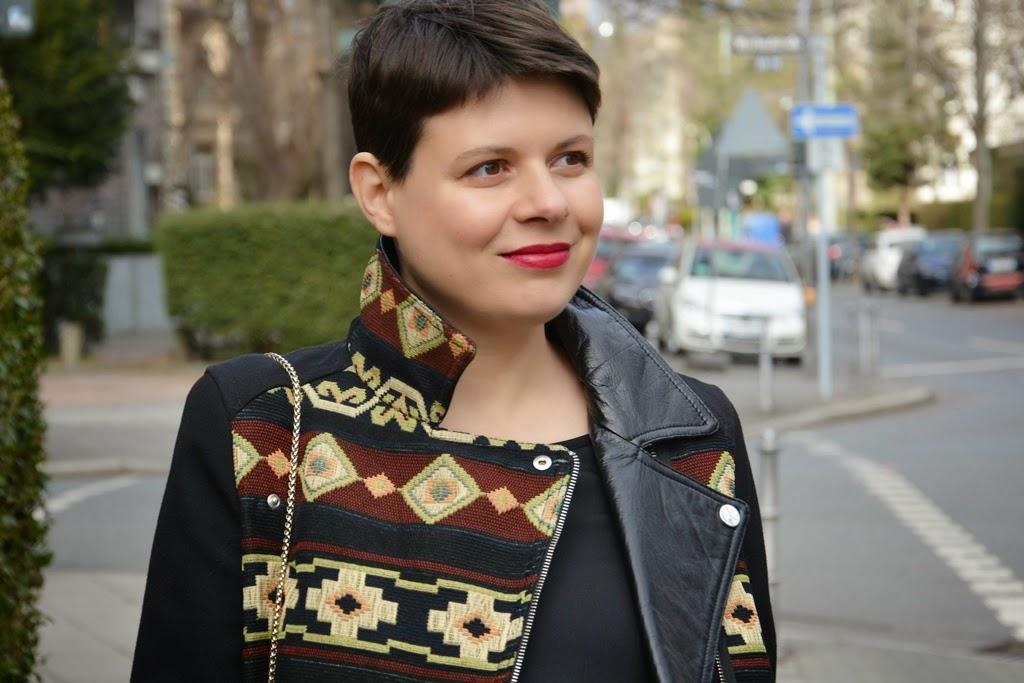 Ethno jacket ZARA