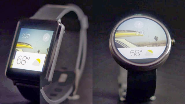 Google Just Revealed The First Decent Smartwatch Interface || Amazing Android Wear