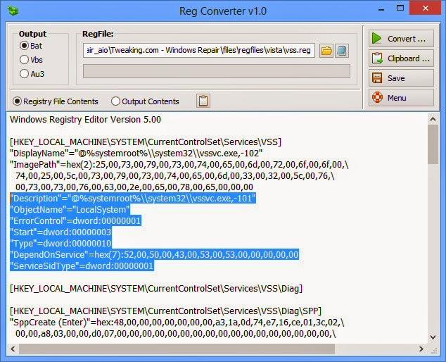 """<img src=""""http://4.bp.blogspot.com/-fG2Hfp1h_4o/U0gfnwAdyPI/AAAAAAAACN0/P-9ksvg5NVk/s1600/reg-converter.jpg"""" alt=""""Reg Converter 1.0 Free Download"""" />"""