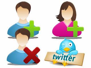 Bloquear usuarios en Twitter