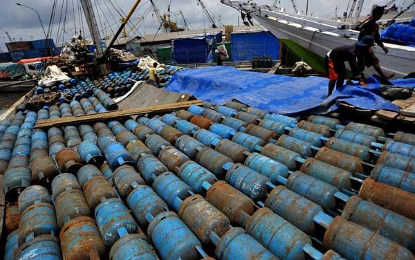 Pondok Dahar Lauk Jogja: Bright Gas, Tabung LPG Terobosan ...