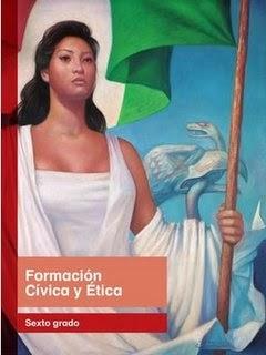 Libro de texto Formación Cívica y Ética Sexto grado. Ciclo escolar 2014-2015.