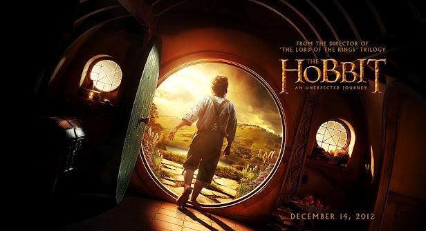 Cartel Oficial de El Hobbit