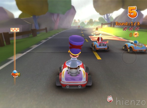 Garfield Kart PC Game