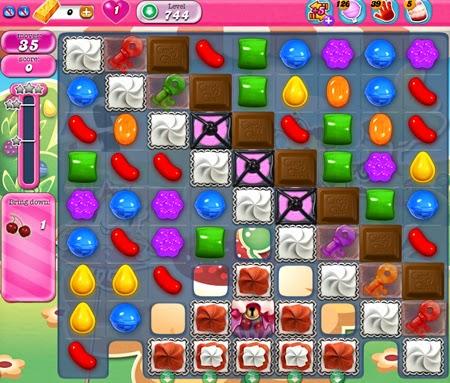 Candy Crush Saga 744