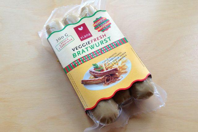 Viana Bratwurst Vegan Sausages
