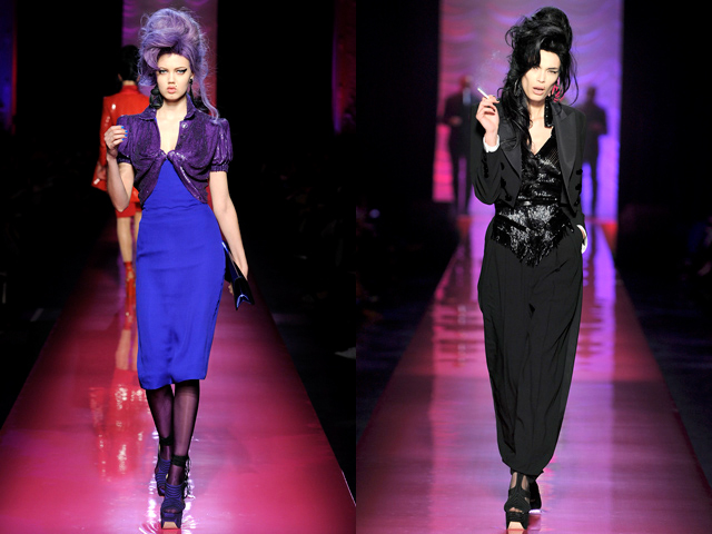 Fashion and Action: Jean-Paul Gaultier's Runway Tribute to ...