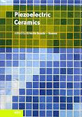 Libro Piezoelectric Ceramics (Descargable dar click en la imagen)
