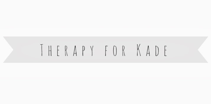 Therapy for Kade