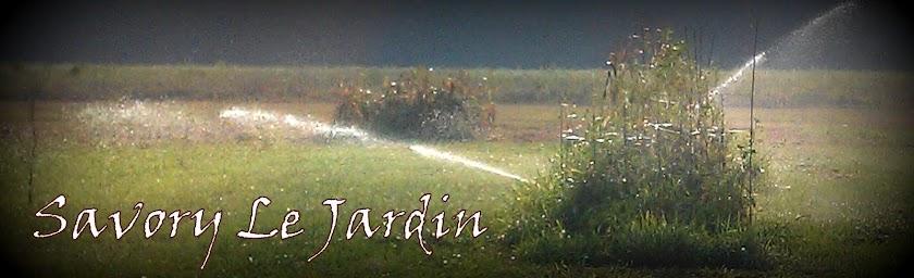 Savory Le Jardin
