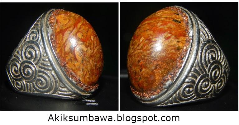 Batu Akik Lonto Engal Sumbawa