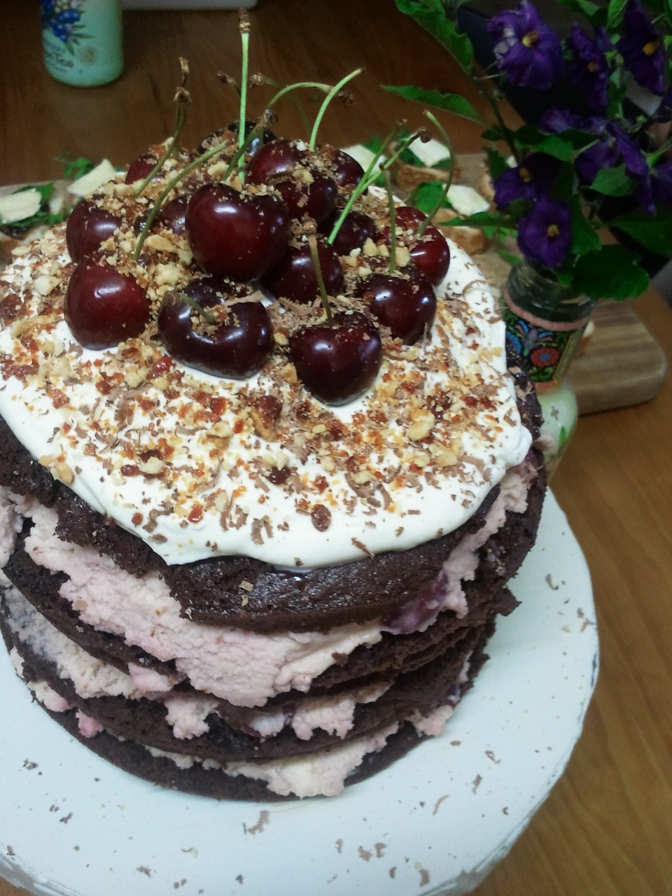 Obsessive Cooking Disorder: The best birthday cake in the ...