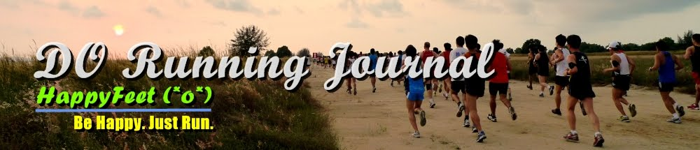 DO Running Journal