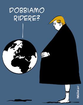 La vignetta del giorno.