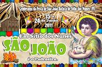 Convite São João 2011
