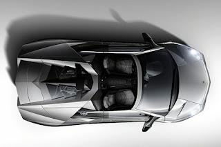 Reventon Roadster Lamborghini  User Manual