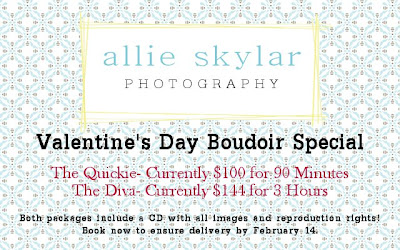Allie Skylar Photography: Boudoir Beginnings