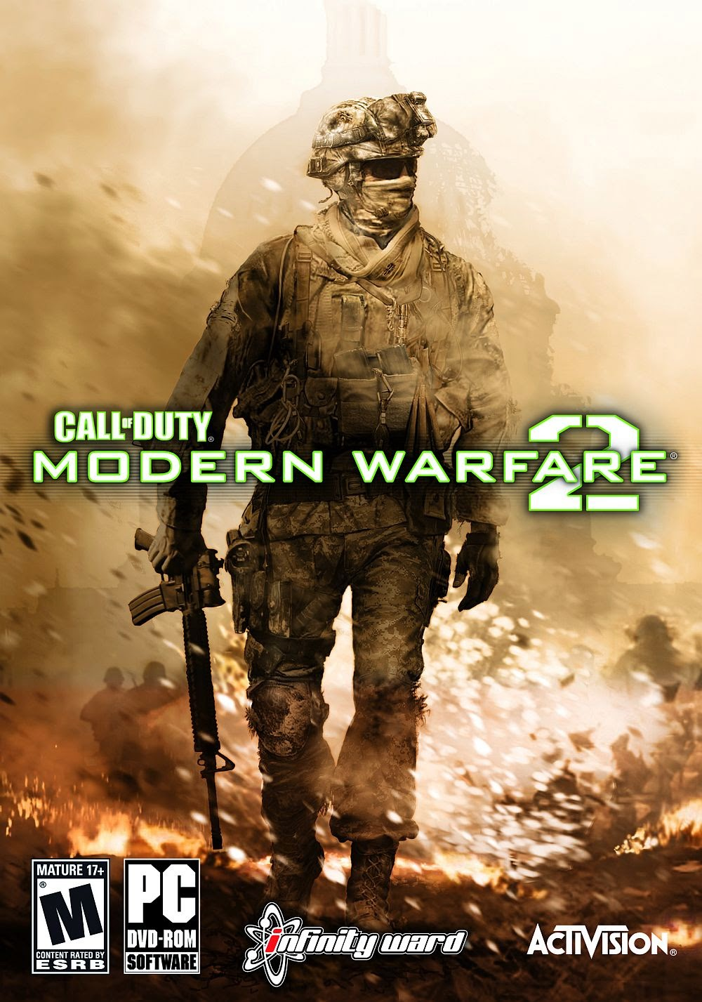 Download Call of Duty Modern Warfare 2 PC Game Free