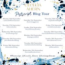 Postscript Blog Tour