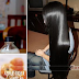 What ! She Washes Her Hair With Apple Cider Vinegar, The Result is Astonishing!