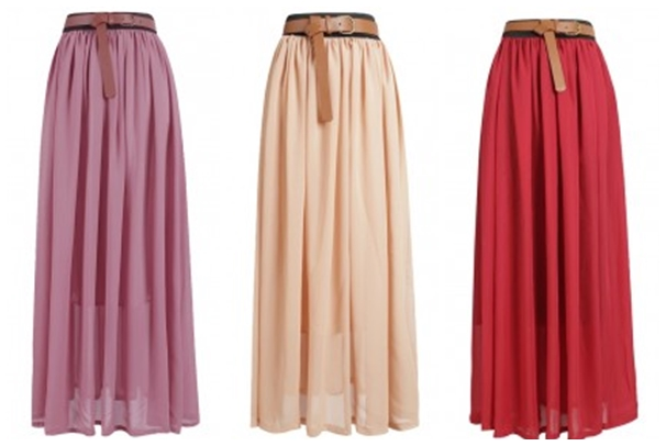 annahana muslimah boutique s maxi skirt