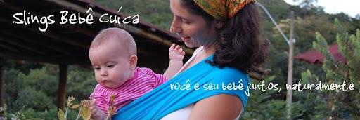 Slings Bebê Cuíca