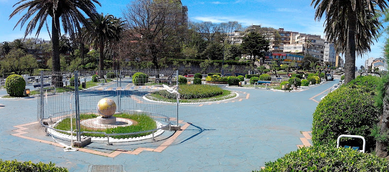 Jardines de Piquio en Santander
