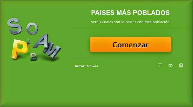 http://www.educaplay.com/es/recursoseducativos/13483/paises_mas_poblados.htm