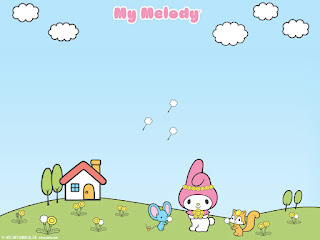 Gambar My Melody