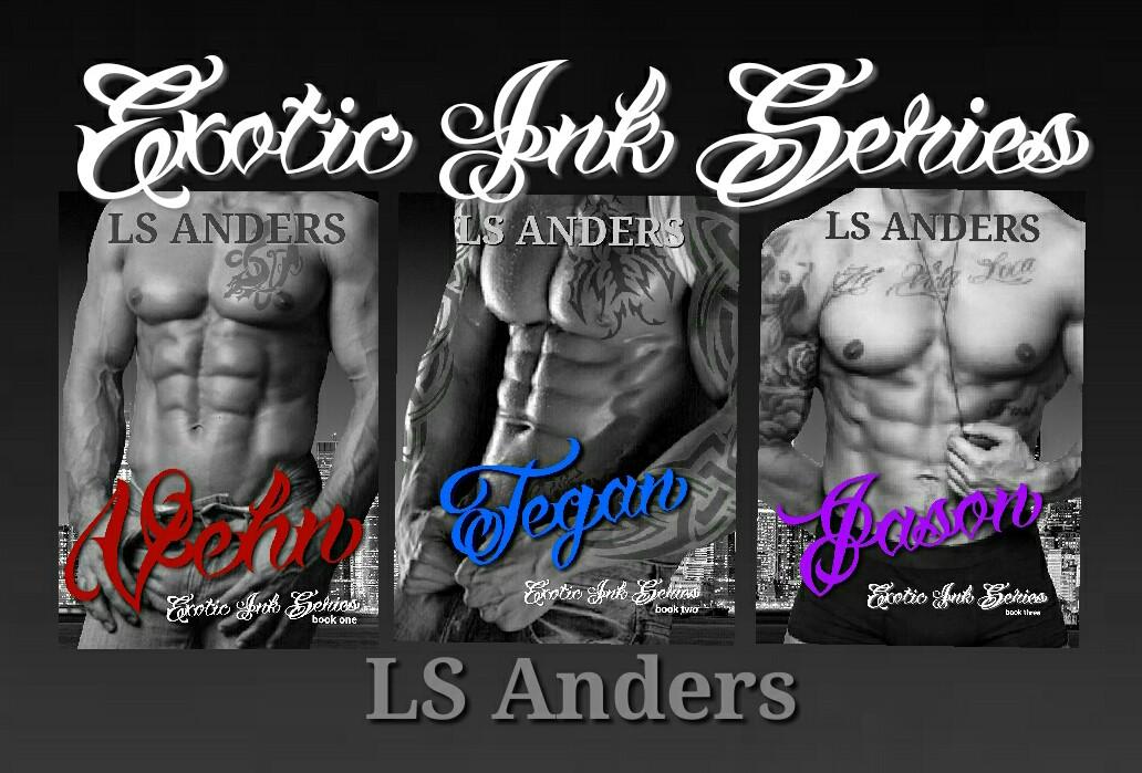 Exotic Ink Series by LS Anders