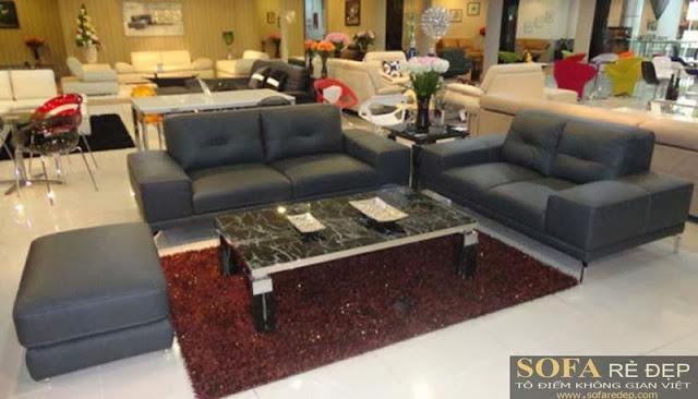 Sofa băng dài D048