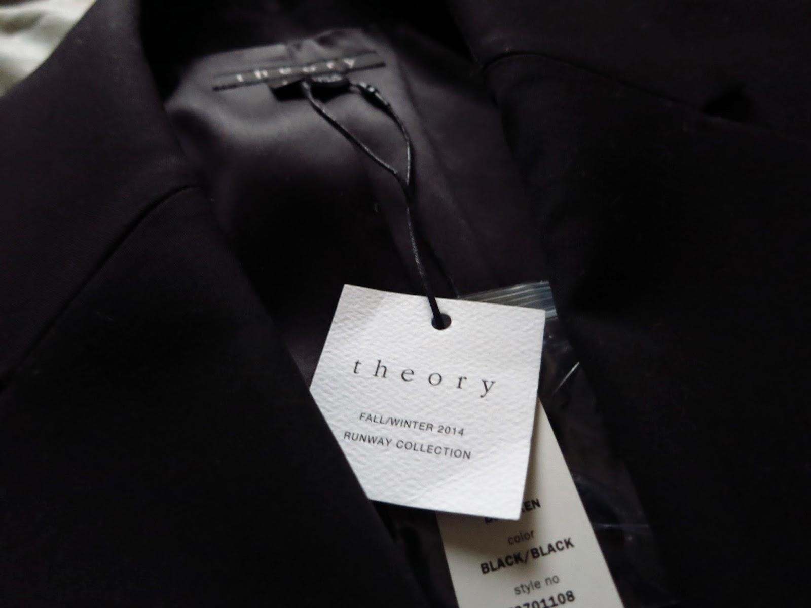 Theory Jester Runway