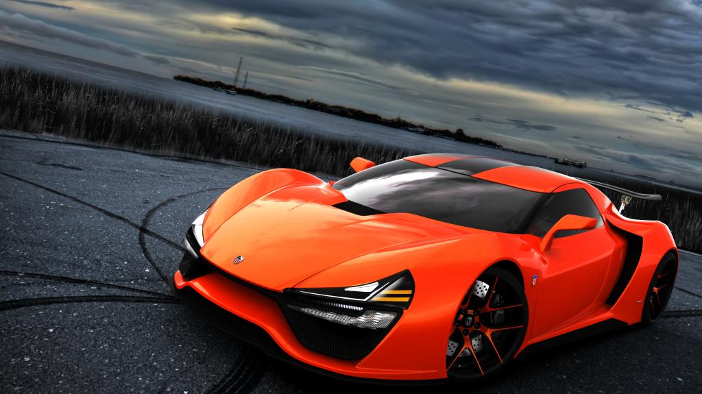 resimleri: Dünyanın En Güçlü Hızlı Arabaları [16]