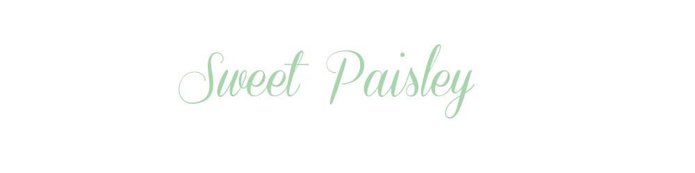 Sweet Paisley