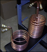 Coil Wort Chillers
