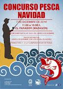 CONCURSO DE PESCA DE NAVIDAD