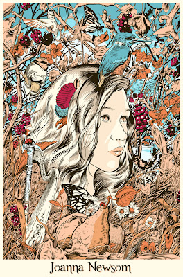 illustrator tim mcdonagh joanna newsom