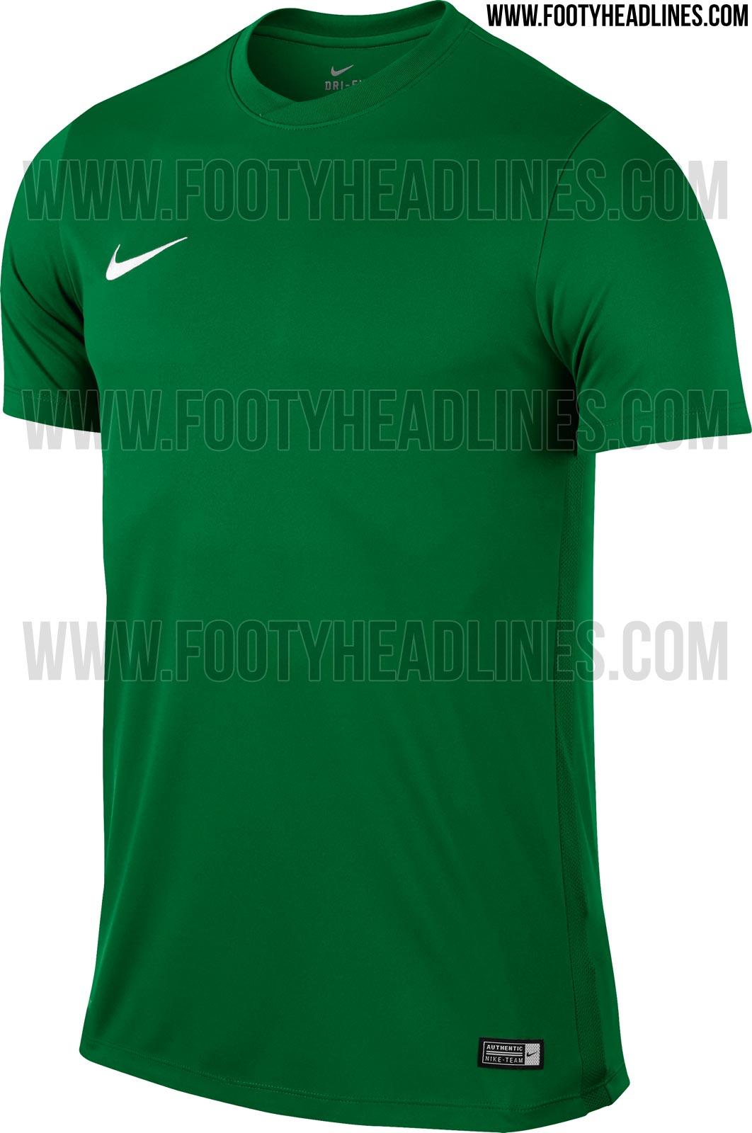 nike green jersey