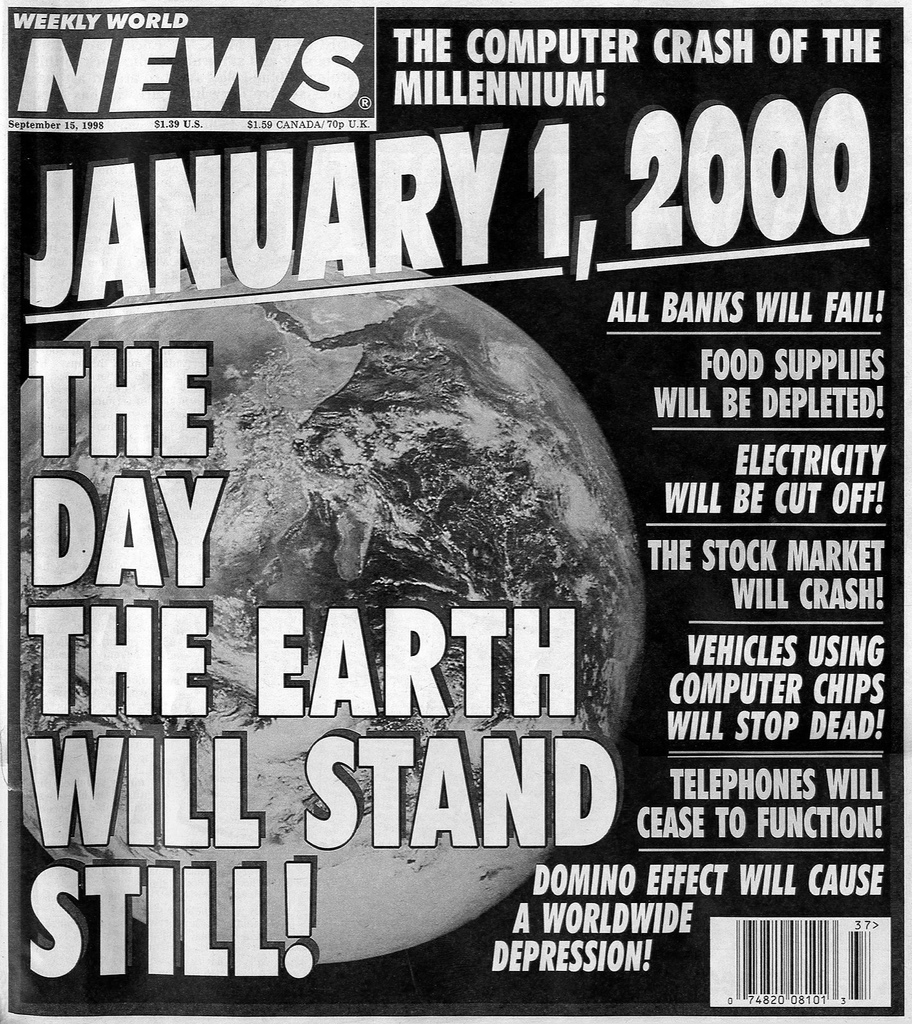 the problem of the year 2000 bug Everything about y2k and the year 2000 incident y2k – the year 2000 incident the y2k bug did cause problems though not widespread as expected.