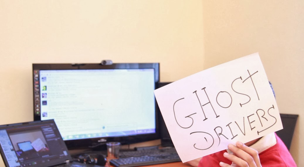 ماهي الـ Ghost Drivers وكيف تحذفها من حاسوبك من اجل رفع كفائتة وتسريعة