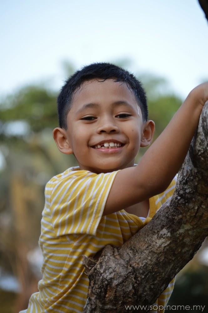 Riadah di Taman Tasik Titiwangsa