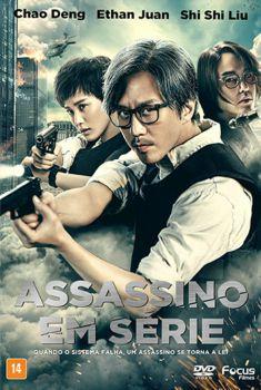 Assassino em Série Torrent - WEB-DL 720p/1080p Dual Áudio