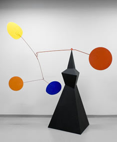 Alexander Calder's 113th Birthday
