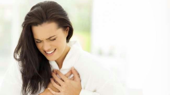 ciri dan gejala serangan jantung pada perempuan